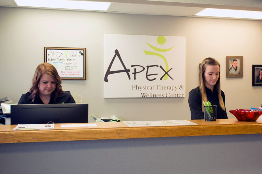 Apex Jamestown Location