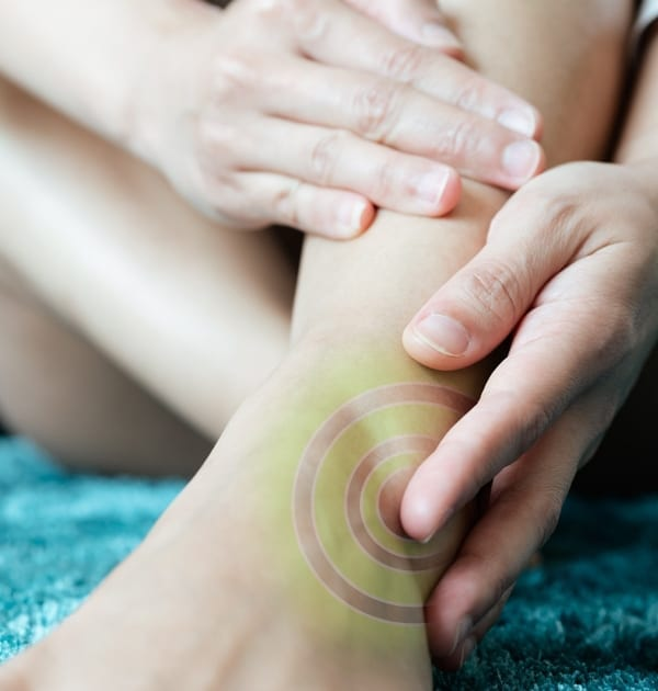 Ankle Pain and treatments