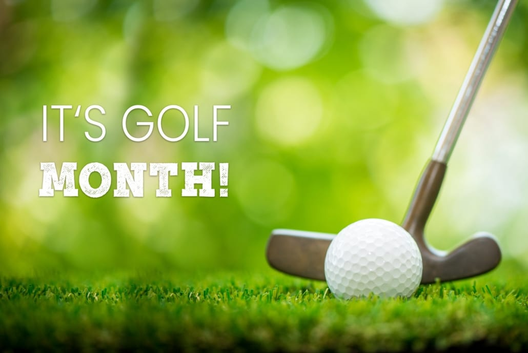 ASTYM Therapies Golf Month