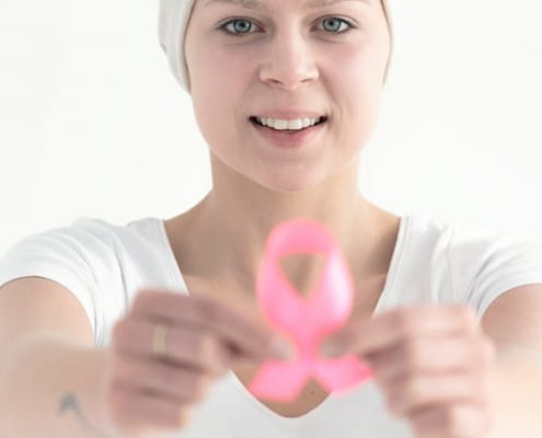 Treatment after the breast cancer is gone