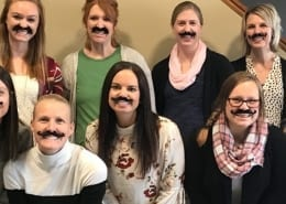 The ladies of Apex explain Movember!