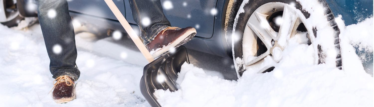 tips for a safe, pain free snow removal