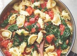 Chicken and Tortellini