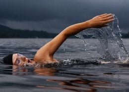 Get ready to get wet! Swimming is a great exercise and fun recreational activity.