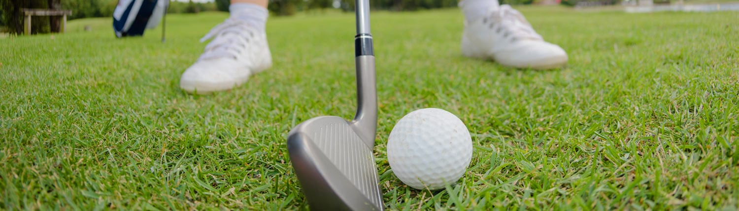 Golf and Physical therapy treatments