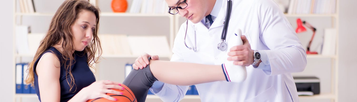 Basics of sports injuries