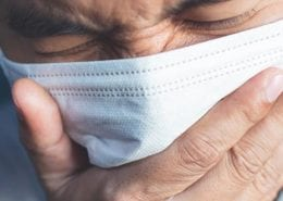 Mask Wearing can cause TMJ pain