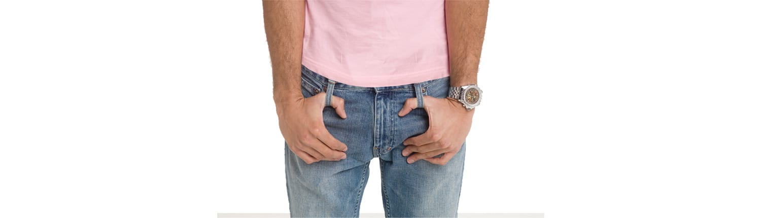 Male pelvic pain - you're not alone