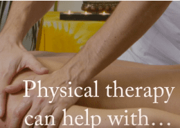 Physical Therapy COVID