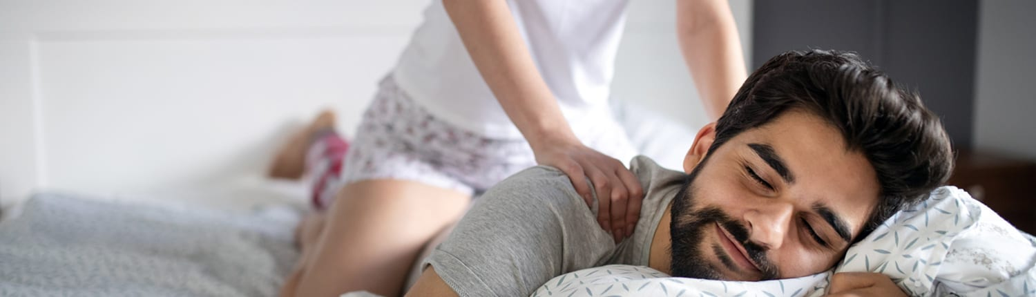 How to give a great couples massage