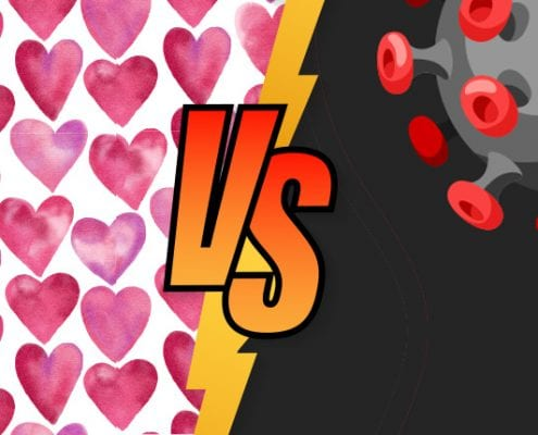 Your Heart VS Covid-19