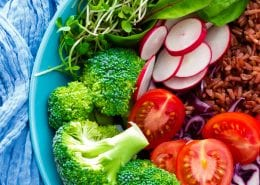 Best Nutrition for Your Lymphnodes