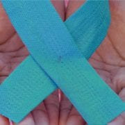use PT to help treat ovarian cancer