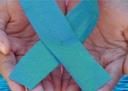 use PT to help treat ovarian cancer