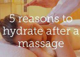 Massage Hydrate