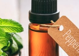Peppermint and other essential oils are useful in treating allergies