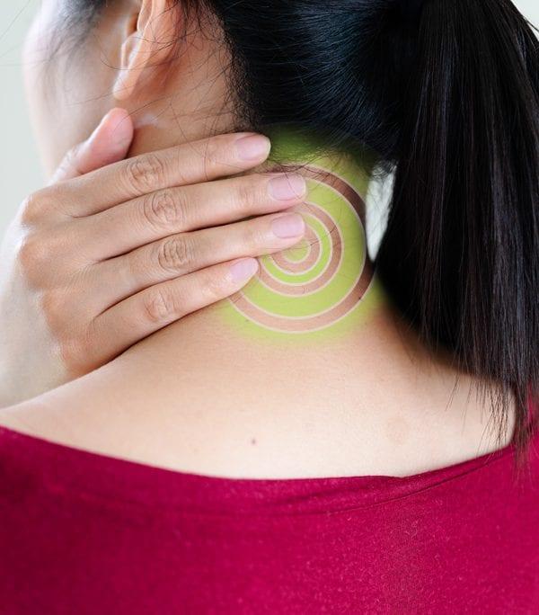 Orthopedic neck pain
