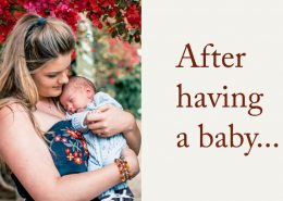 After Having a Baby, When should I start exercising again?