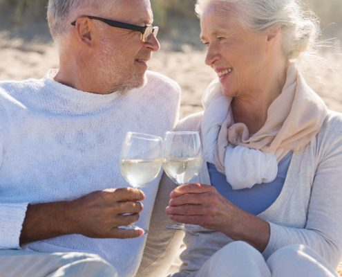 Growing older has its benefits